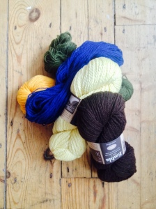 norwegan wool donation