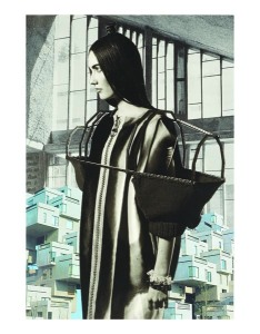 Collage.ArchitecturalDress