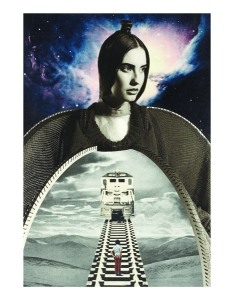 Collage.SpaceTrain